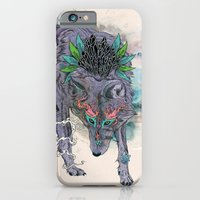 Journeying Spirit (wolf) iPhone 6 Slim Case