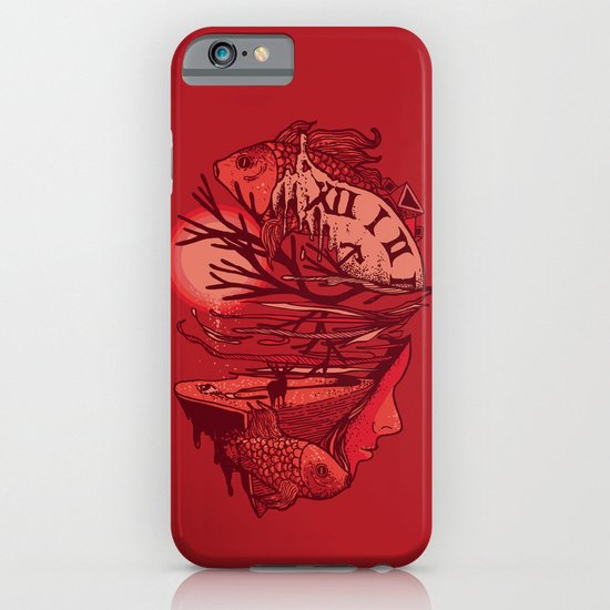I Dreamt of Another Place iPhone & iPod Case