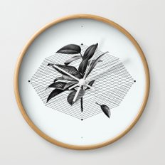 Still Life No.1 Wall Clock