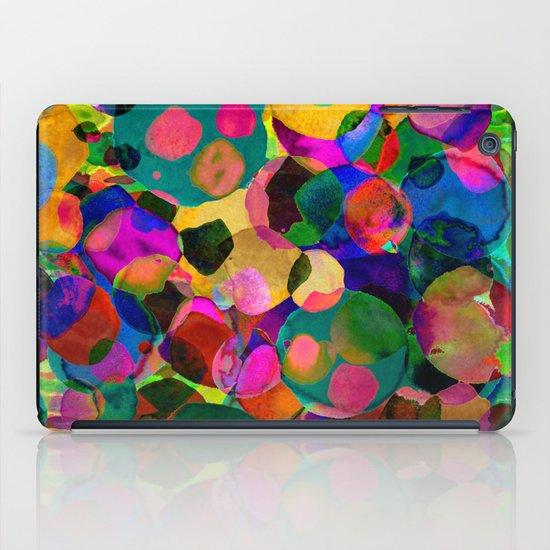 Rainbow Spot iPad Case