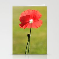 Standing Alone - JUSTART… Stationery Cards