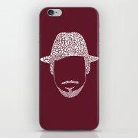 Blank  iPhone & iPod Skin