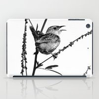 Sedge Wren iPad Case