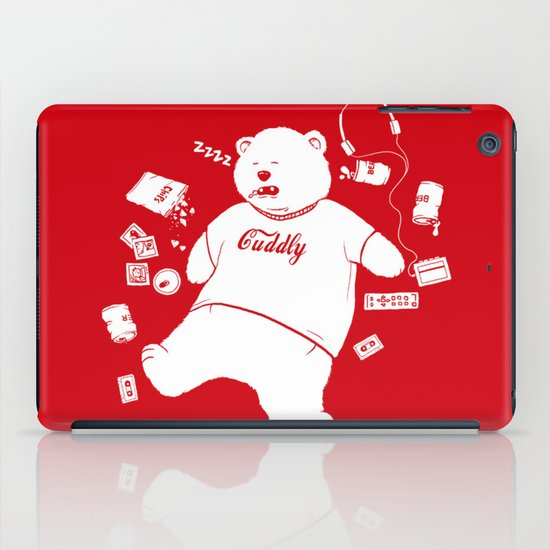 Lonely Nights iPad Case