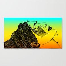 Ghazala Canvas Print