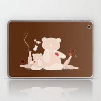 A Night with Ted Laptop & iPad Skin