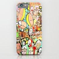 Paste Escapist iPhone 6 Slim Case