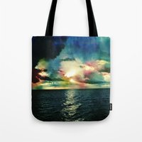Rise With The Tides Tote Bag
