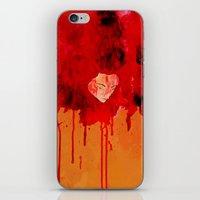 Blood Mania iPhone & iPod Skin