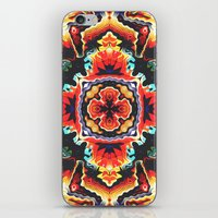 Geometric Motif iPhone & iPod Skin