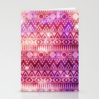 Tribal Fire. Stationery Cards