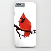 Cardinal iPhone 6 Slim Case