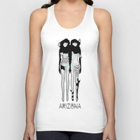Valley Of The Sun  Unisex Tank Top