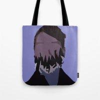 Monster Face 1 Tote Bag
