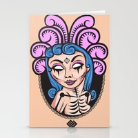 Hoochi Mama Stationery Cards