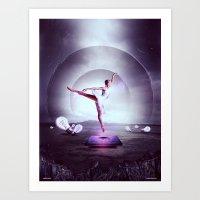 Beyond The Frame Art Print