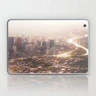 Autumn Cityscape Laptop & iPad Skin