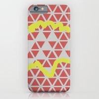 Geometric Vs. Organic  iPhone 6 Slim Case