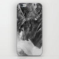 Black Crystal iPhone & iPod Skin
