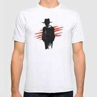 The Man of Your Dreams Mens Fitted Tee Ash Grey SMALL