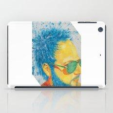 Ray Ban Man iPad Case