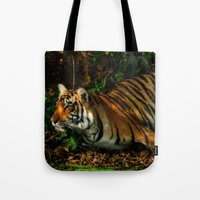 Bengal Beauty Tote Bag