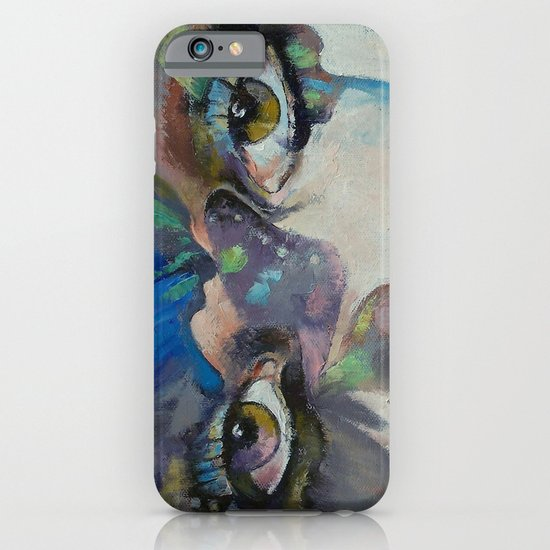 Gothic Butterflies iPhone & iPod Case