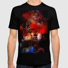 Apocalypse Mens Fitted Tee Black SMALL