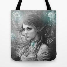 Victoria Van Violence Tote Bag