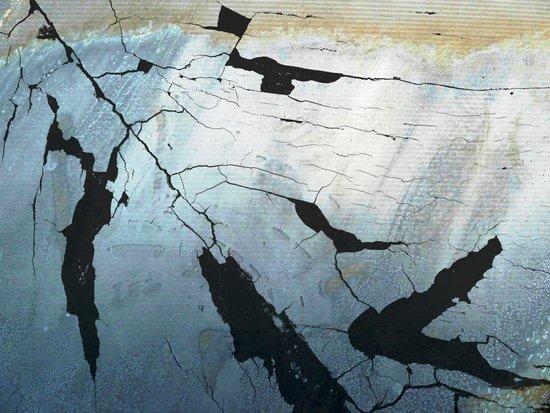 The River Delta Canvas Print