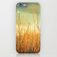 iPhone & iPod Case featuring Wind in the Willows by Melanie Ann