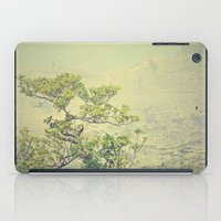 Caribbean Bonsai iPad Case