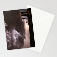 Industrial Spark Stationery Cards