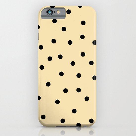 Chocolate Chip iPhone & iPod Case