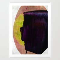 color studies 3 Art Print