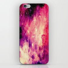 Galaxy : Carina Nebula iPhone & iPod Skin