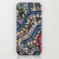 Blissful Suburbia  iPhone 6s Slim Case