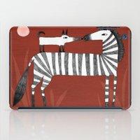PINK MOON iPad Case