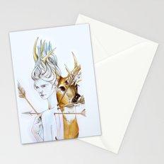 Martyr (Saint Sebastian) Stationery Cards