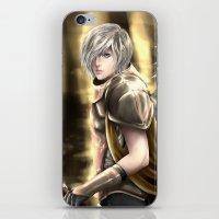 Angel Warrior iPhone & iPod Skin