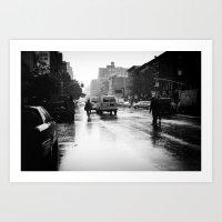 8th Ave. Art Print
