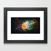 suntime-r Framed Art Print