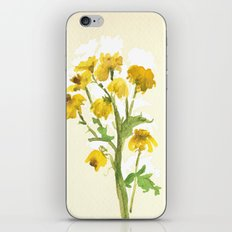 Chrysanthemum 2 iPhone & iPod Skin
