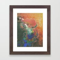 vibeyantlers Framed Art Print