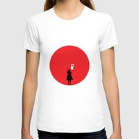 japan T-shirts featuring Japan by bluedox