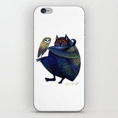 Owl & Spirit iPhone & iPod Skin