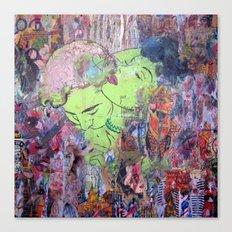 The Scent of Ms. Ooh La La Canvas Print