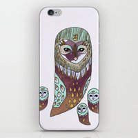 Who Sings Lullaby iPhone & iPod Skin