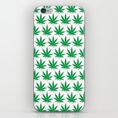 Keep Calm and Smoke Weed iPhone & iPod Skin