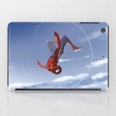 Web Head iPad Case